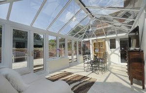Orangery Designs: Featuring Doors