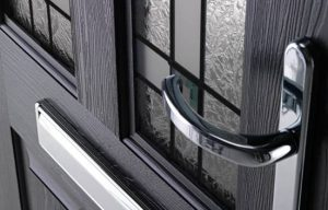 What is the cost of a new front door?